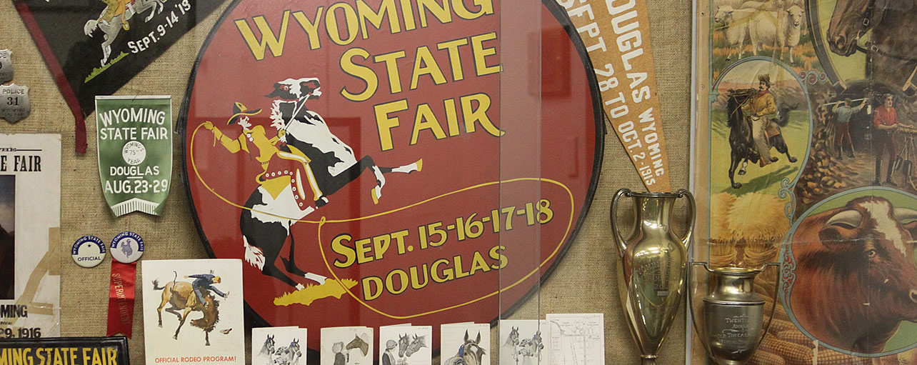 historic wyoming state fair