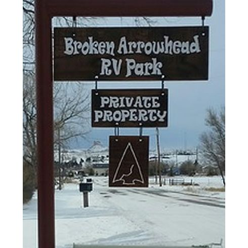 Broken Arrowhead RV Park
